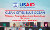 01 14 2020 PR – U.S. Government Announces Php42 Million in Grants to Address Ocean Plastic Pollution