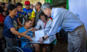 01 22 2020 PR – U.S. Ambassador Kim Announces $100000 in Additional Relief Assistance for Taal Eruption Victims (Photo 1)