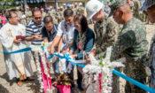 02 21 2020 PR -U.S. Sailors and Philippine Marines Build Classroom Together in Puerto Princesa photo 2