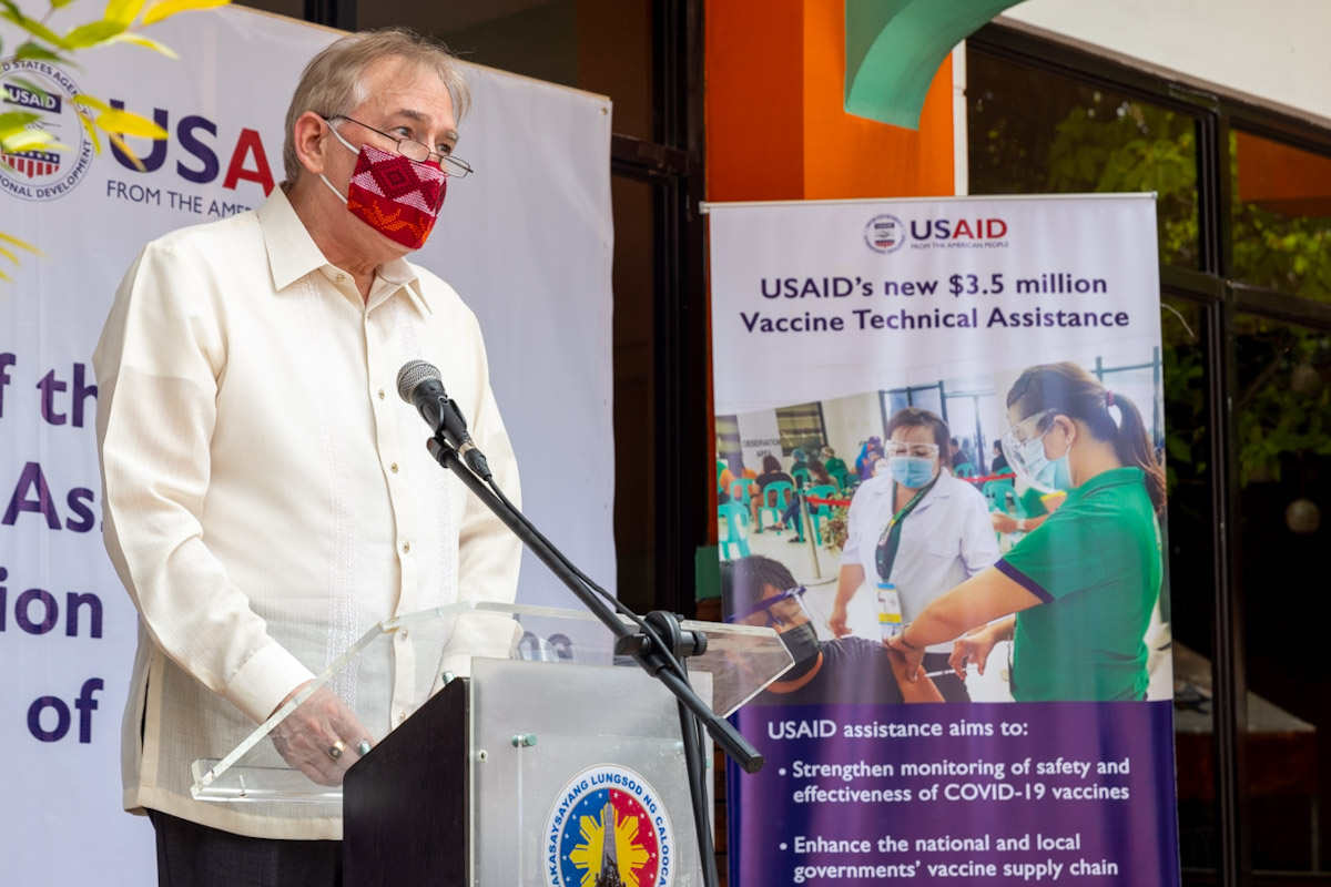 04 15 2021 PR – U.S. Provides Php170 Million to Support COVID-19 Vaccine Deployment in the Philippines