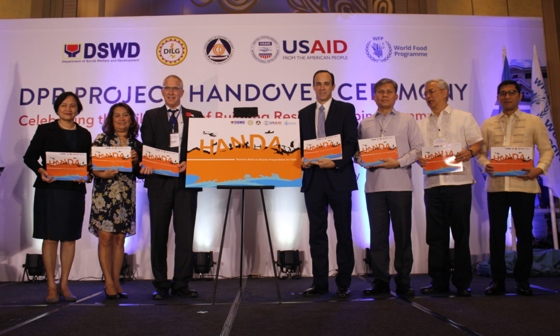U S Philippine Governments And Wfp Celebrate Accomplishments Of Disaster Resilience Project U S Embassy In The Philippines
