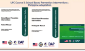 05 10 2021 PR – U.S. Embassy Launches School-Based Drug Prevention Curriculum for Philippine Law Enforcers