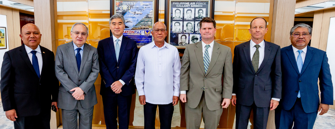 United States, Philippines to Hold Eighth Bilateral Strategic Dialogue