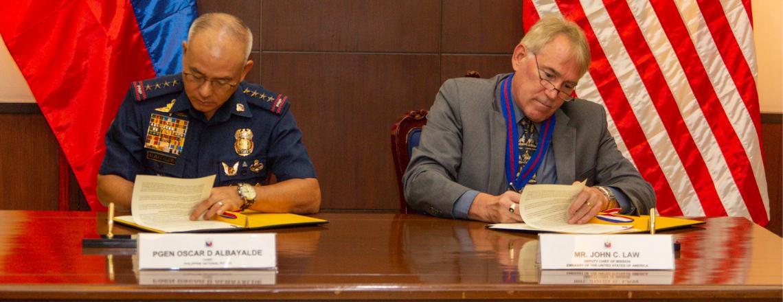 New Regional Counterterrorism Training Center to Boost U.S.-PH and Regional Cooperation