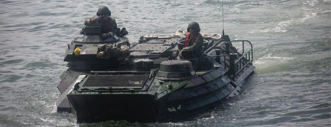 U.S. and Philippines Conduct Assault Amphibious Vehicle Subject Matter Expert Exchange