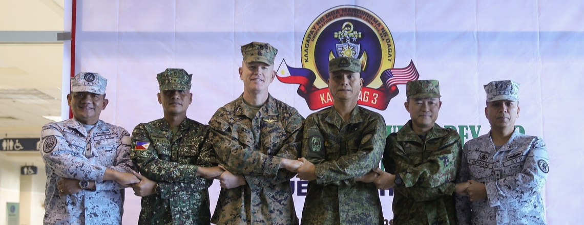 U.S., Philippine, Japanese Forces Prepare to Kick Off KAMANDAG 3