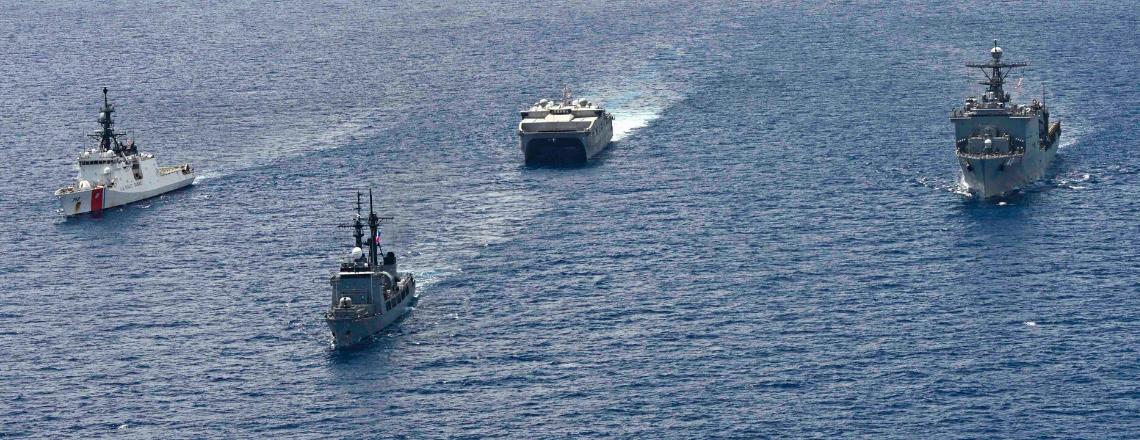 U.S., Philippines, and Japan Conclude Maritime Training Activity Sama Sama