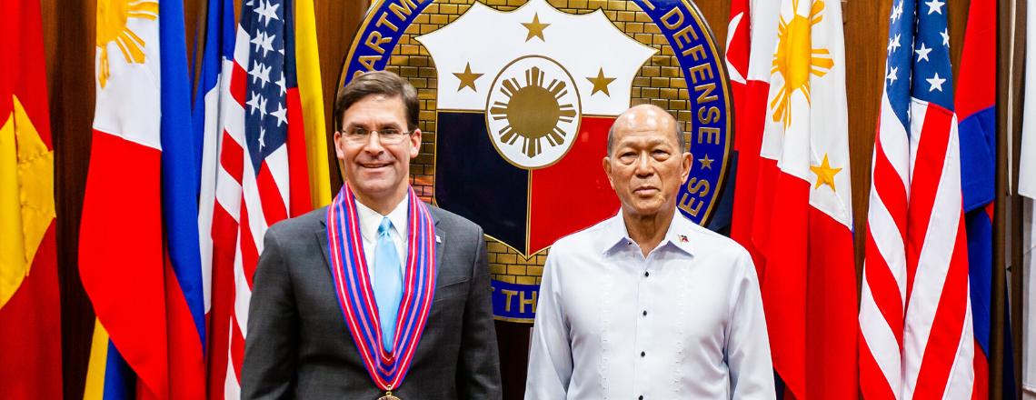Philippines – U.S. Joint Defense Statement