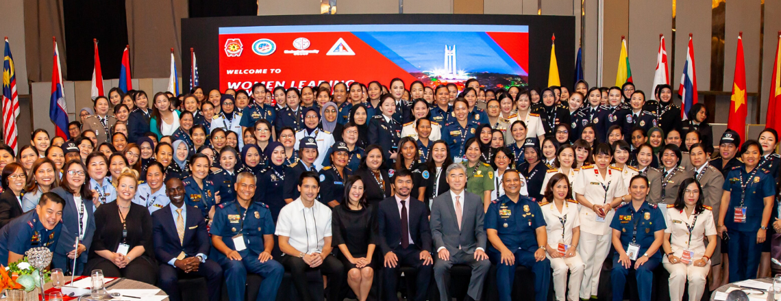 Inaugural Asia Women Leading Law Enforcement Conference