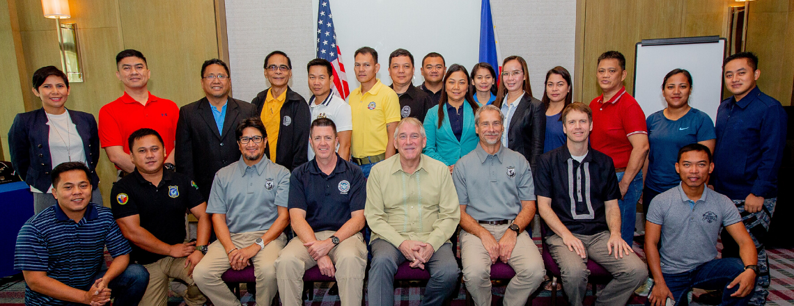 U.S. Conducts Wildlife Crime Scene Investigation Training for Philippine Government