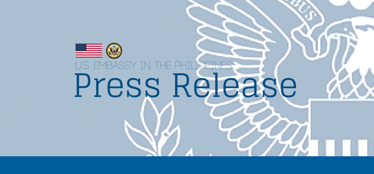 U.S. Embassy Press Release Feature Image
