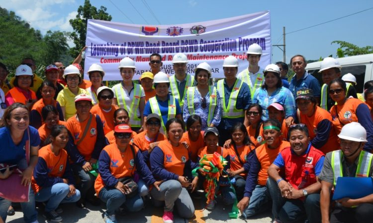 "US and Philippine Government Officials Celebrate Completion of ""Millennium Road to Progress"""