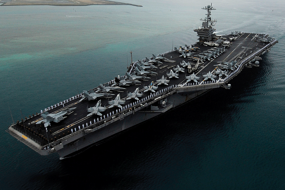 USS John C. Stennis Strike Group (JCSSG)