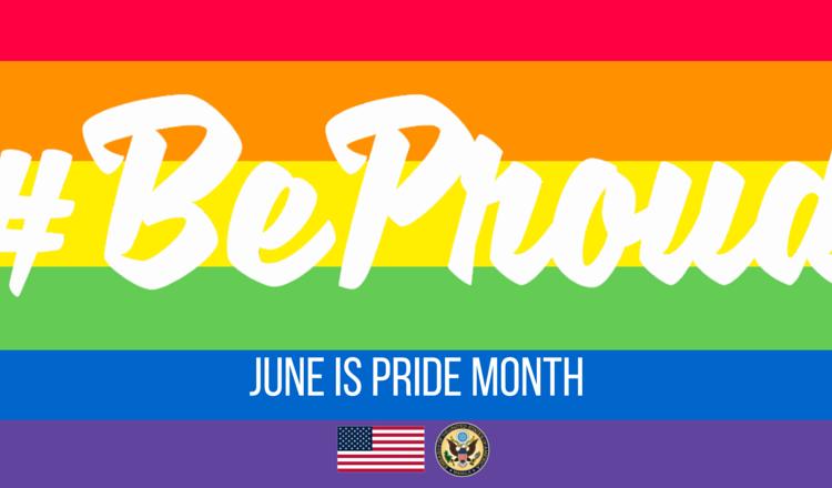 U.S. Embassy Manila Celebrates LGBTI Pride Month