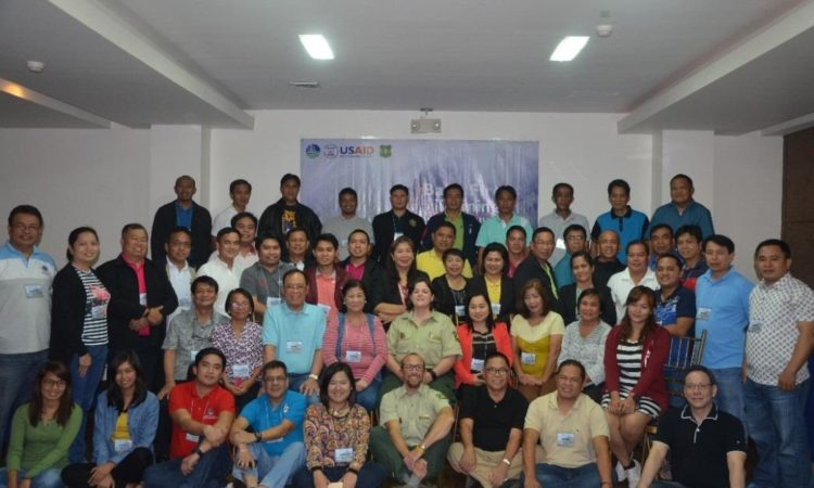 Some 50 staff from Department of Environment and Natural Resources (DENR) and Bureau of Fire Protection (BFP) have been successfully trained in wildland fire preparedness. As future resource persons, they will pass on their newly gained knowledge to other staff in their respective agencies.
