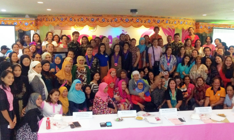 U.S. Embassy Launches Microenterprise Project for Women in Lanao del Norte
