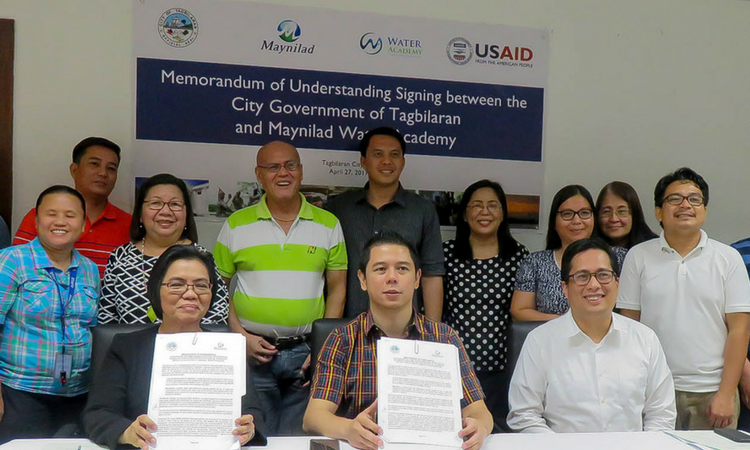 USAID Initiates Partnership to Upgrade Water and Sanitation Services in Taglibaran