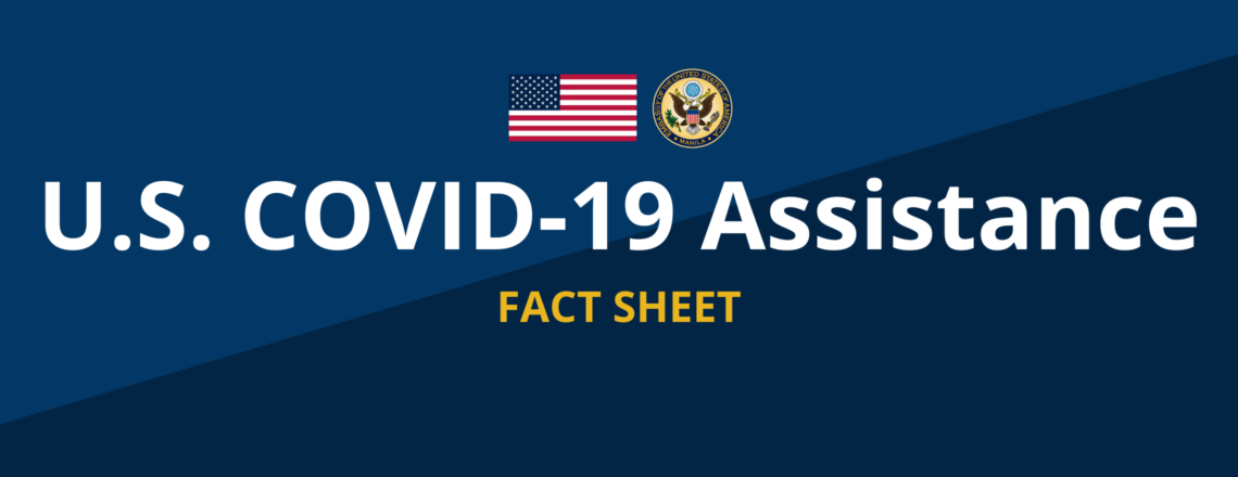 Fact Sheet: U.S. COVID-19 Assistance to the Philippines