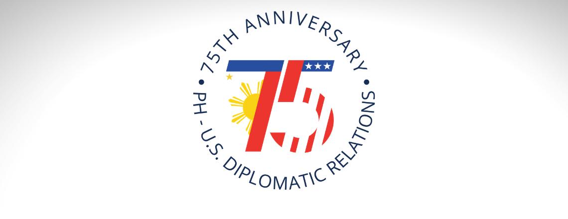 #USPHThrivingAt75: Celebrating 75 Years of U.S.-Philippines Diplomatic Relations