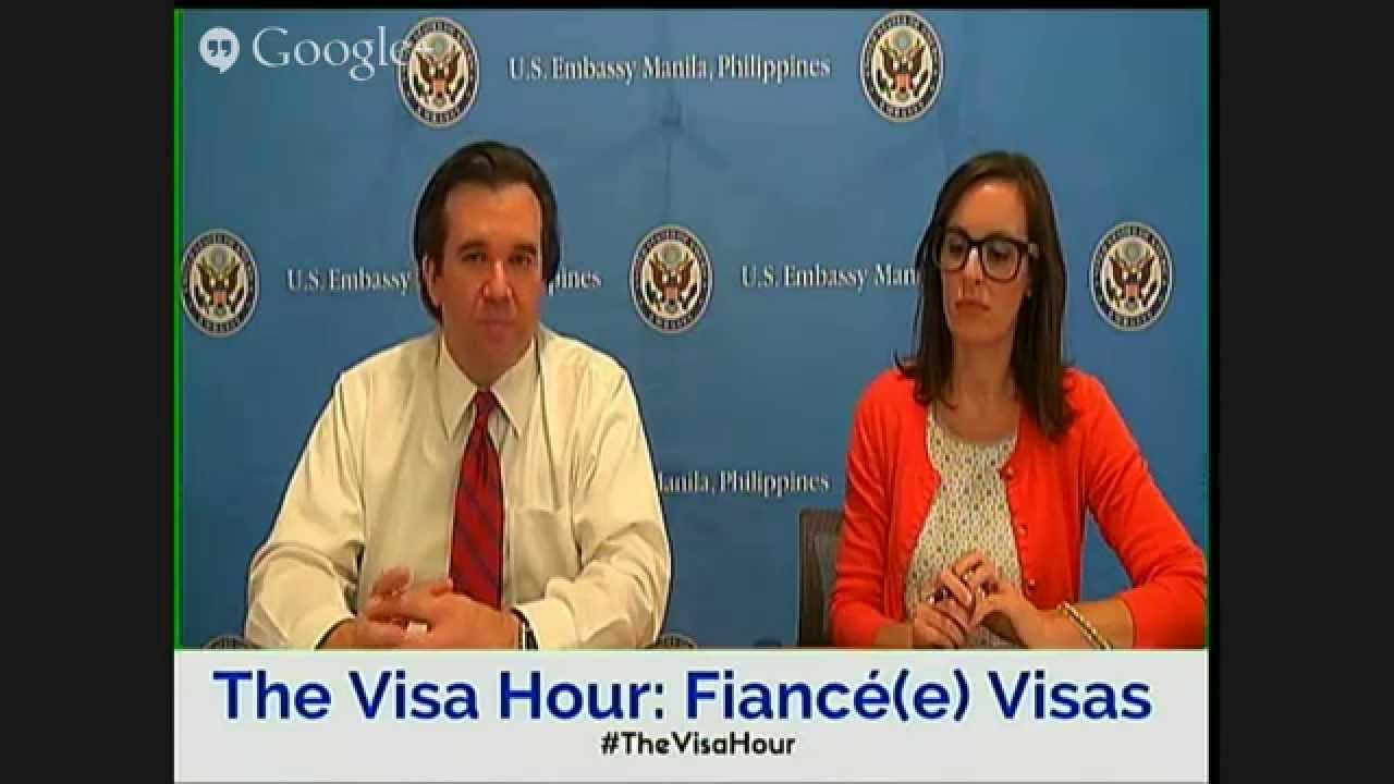 Fiancé(e) Visa | U S  Embassy in the Philippines