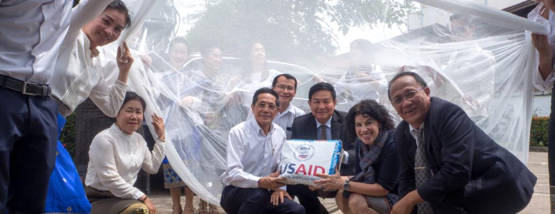 U.S. Provides 174,000 Additional Mosquito Nets to Prevent Malaria
