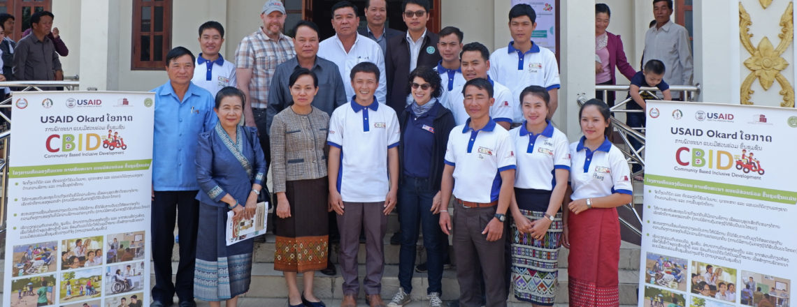 U.S. Ambassador Supports Disabilities Inclusion Activities in Xieng Khouang Province