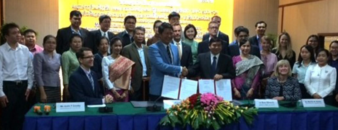U.S. Announces Support for Laos to Develop a National Wildlife Disease Surveillance Networ