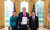 POTUS-Lao-Amb-Spouse-White_House-08Apr2019