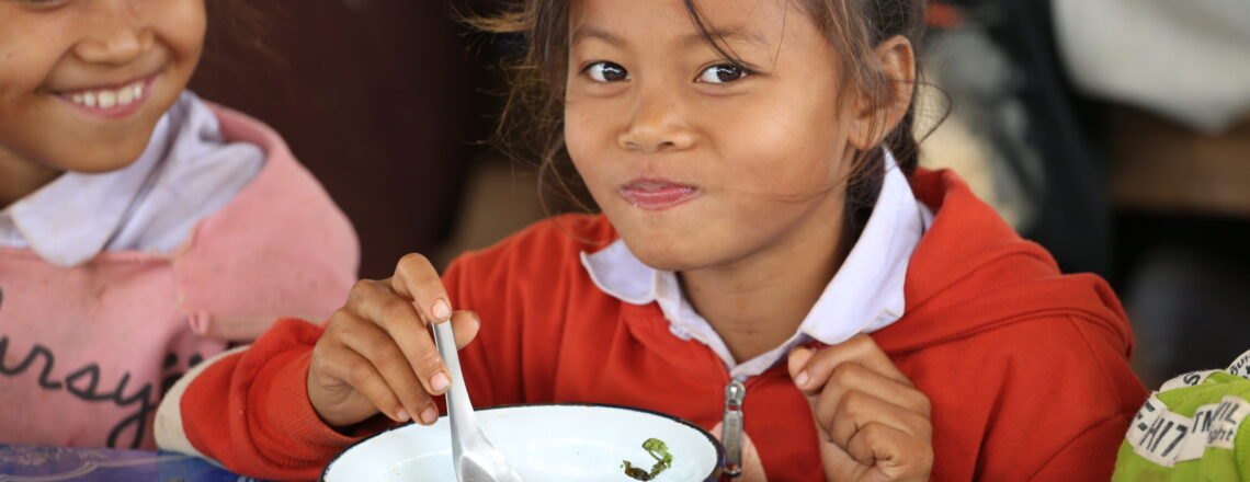 USDA Awards $25 million to Help Feed Lao Children in Need