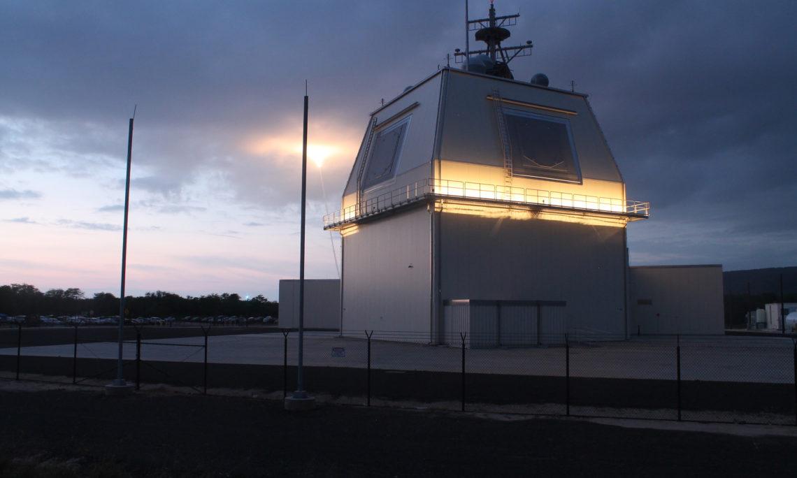 Aegis Ashore Base