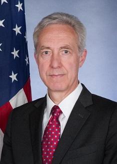 Photo of Ambassador Hans Klemm