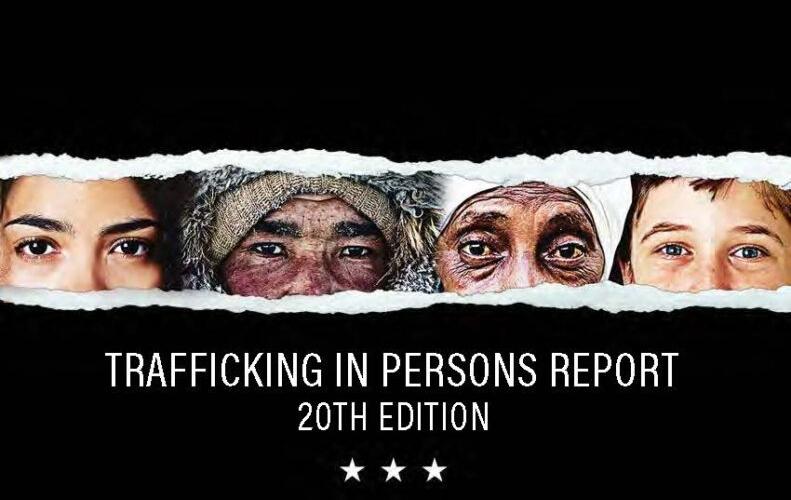 știri despre traficul de persoane)