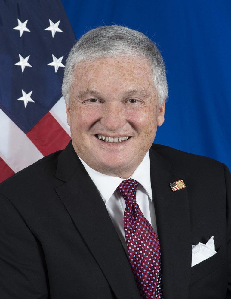 Photo of Ambassador Adrian Zuckerman
