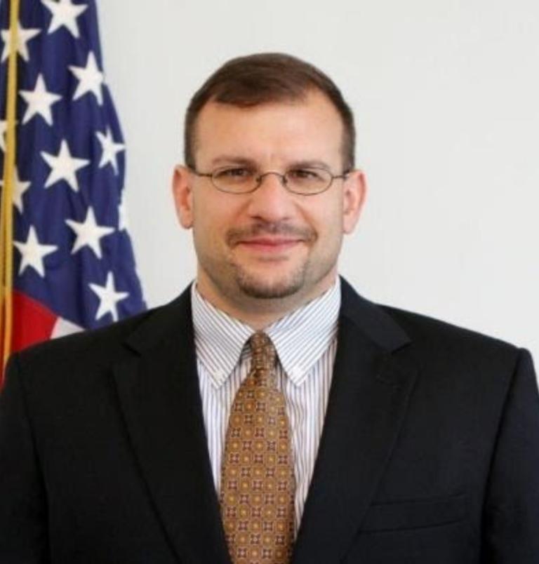 Photo of Chargé d'Affaires, a.i. David Muniz