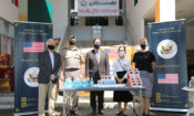 U.S. Embassy Bangkok partners with Duang Prateep Foundation to stop the spread of COVID-19