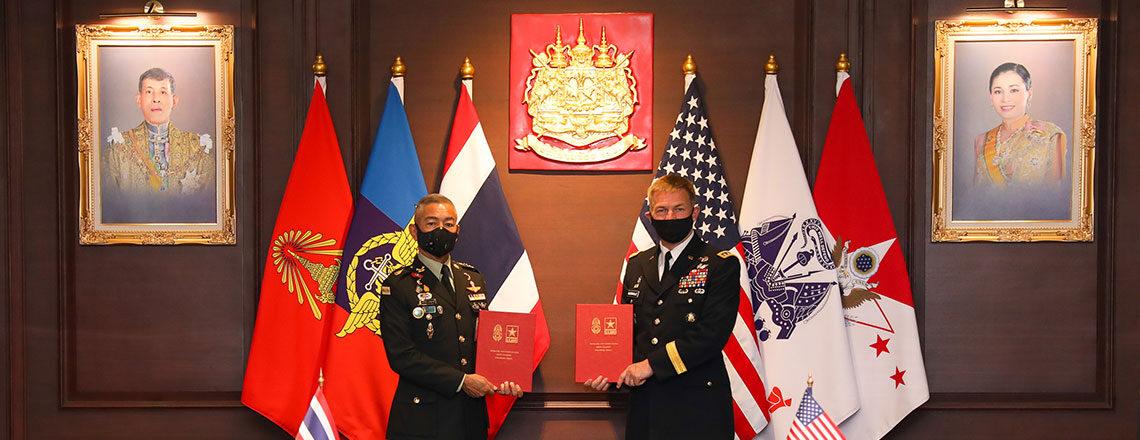 สหรัฐอเมริกาและไทยร่วมเตรียมพร้อมรับความท้าทายแห่งศตวรรษที่ 21