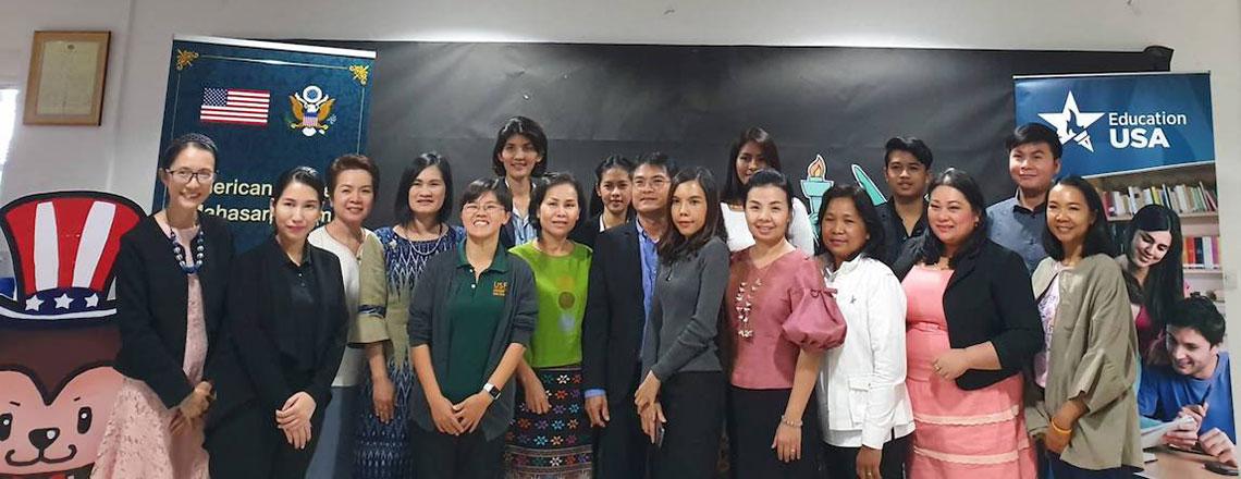 Counselor Training Workshop in Maha Sarakham