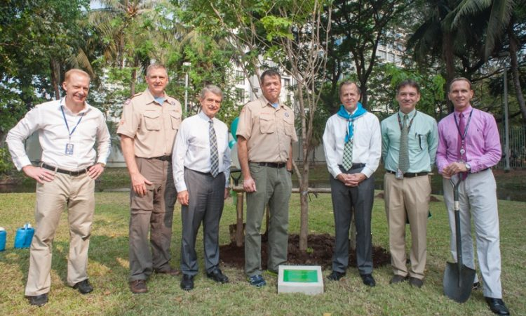 U.S. Embassy Bangkok Celebrates Earth Day