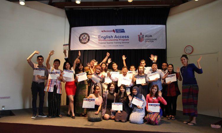 English Access Microscholarship Program: Regional Teacher Training Seminar
