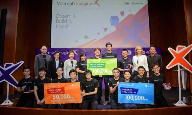 Imagine Cup Thailand 2016