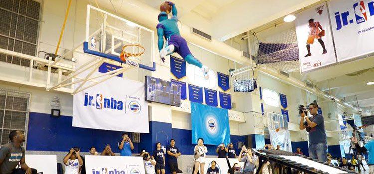 Jr. NBA 2016 Kicked Off on June 4, 2016