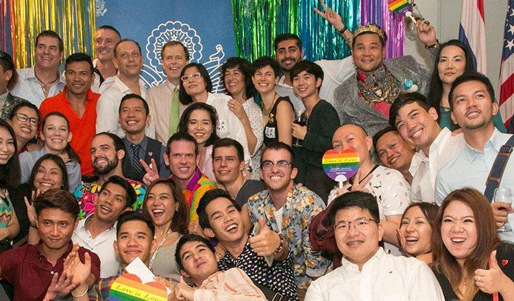 LGBTI Pride Reception 2016