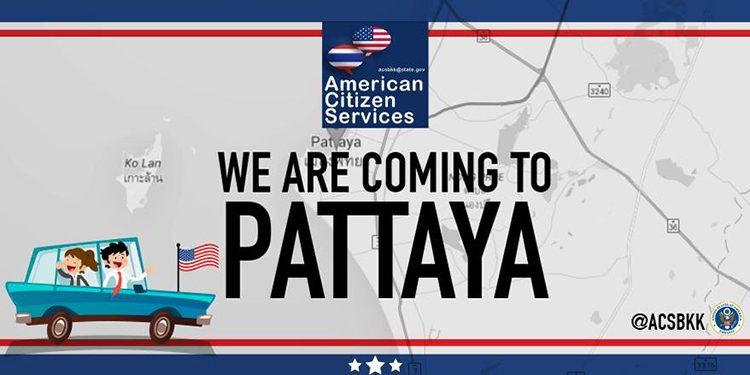 Consular Outreach Pattaya