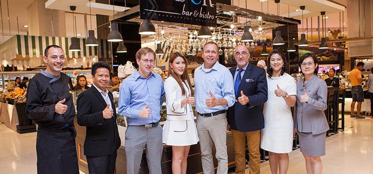 FAS Administrator Karsting in Thailand