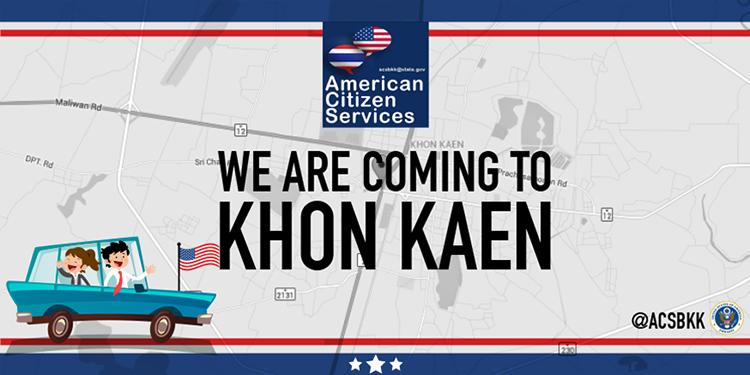 Consular Outreach KhonKaen
