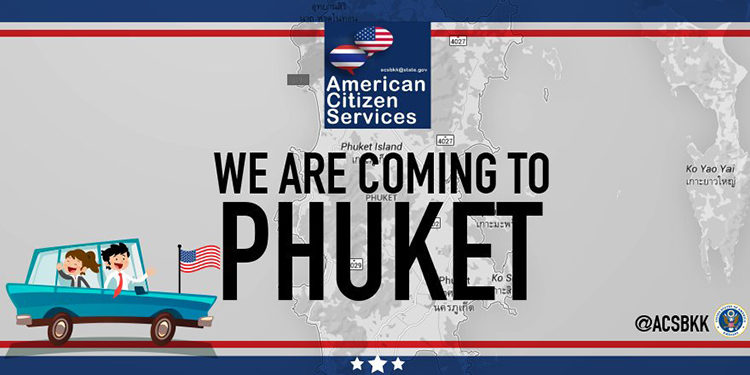 Consular Outreach Phuket