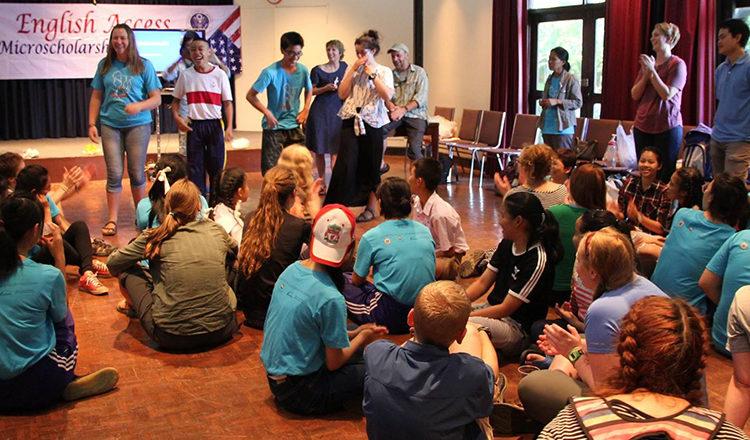 American Youth Leadership Program Thailand 2016