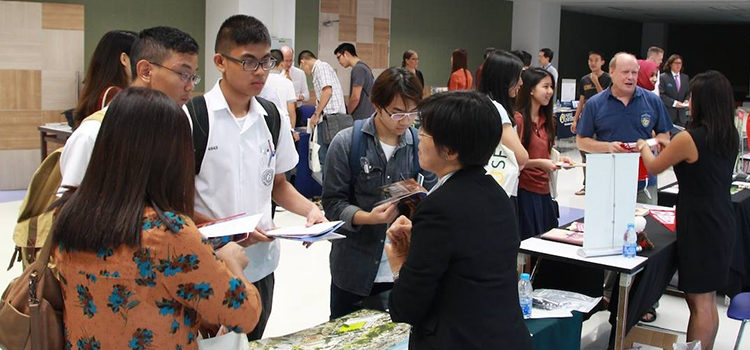 U.S. Liberal Arts & Sciences College Fair 2016