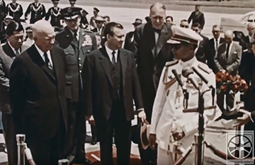 Documentary of the first official visit to the United States of His Majesty King Bhumibol Adulyadej in 1960