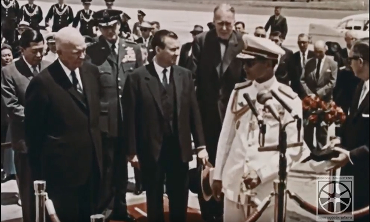 Remembering King Bhumibol Adulyadej's state visit to the U.S. in 1960